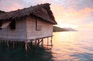 Raja Ampat Sunset